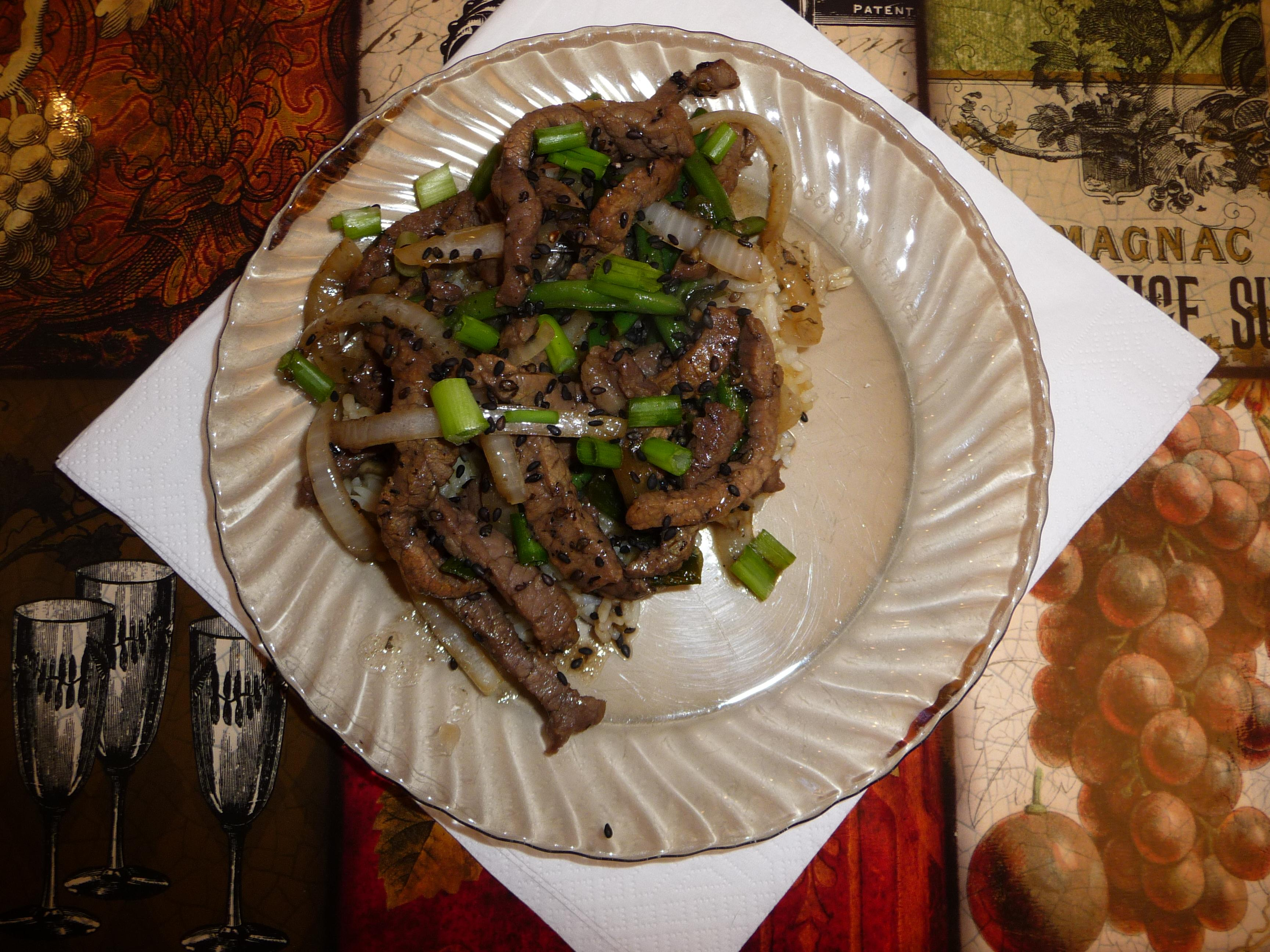 Mexicali Round Steak Recipes — Dishmaps