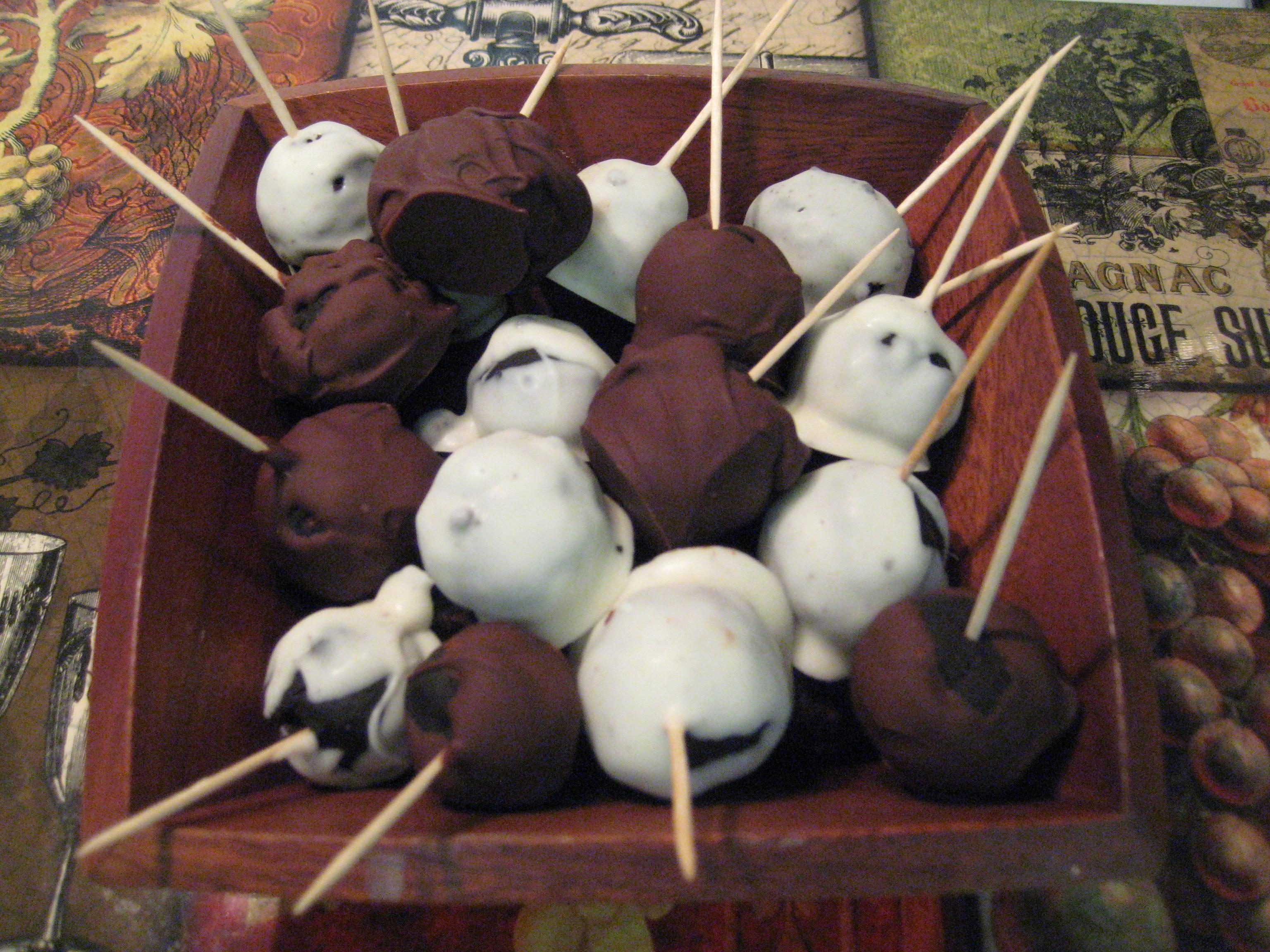how to make oreo balls