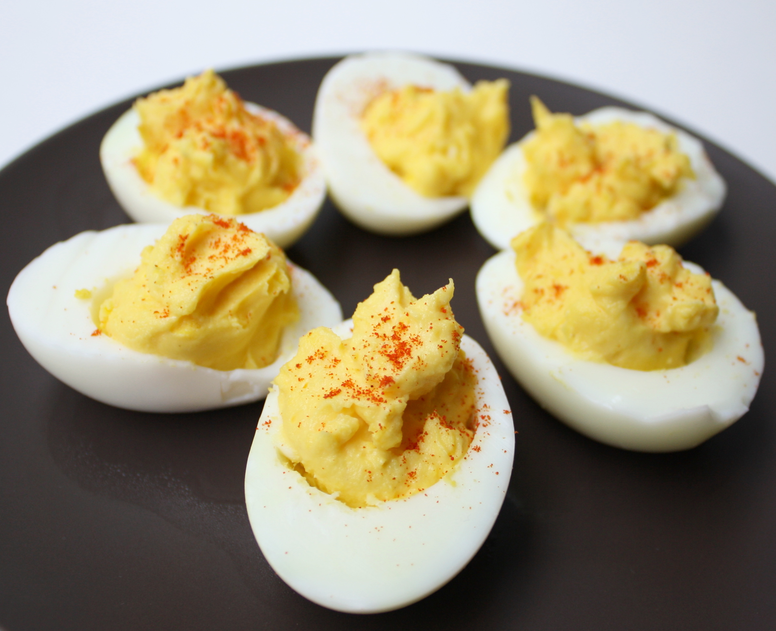 must say I enjoyed Deviled eggs and it's really easy to make. It ...