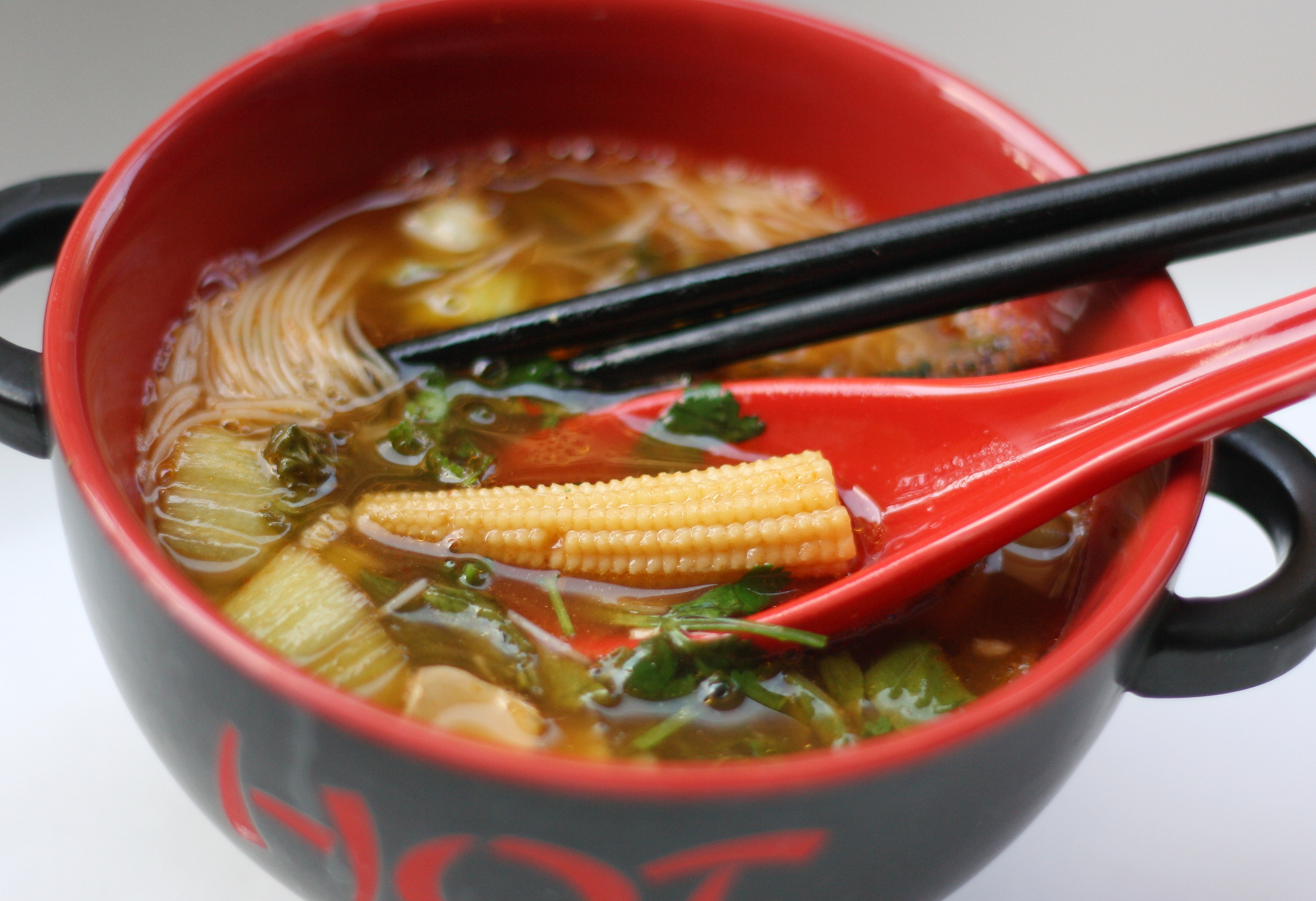 Image Gallery oriental soup